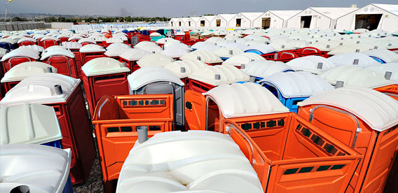 Champion Portable Toilets in Newport News, VA